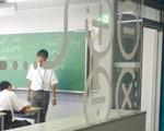 鶴見大附属中高の教科エリア・ホームベース型校舎