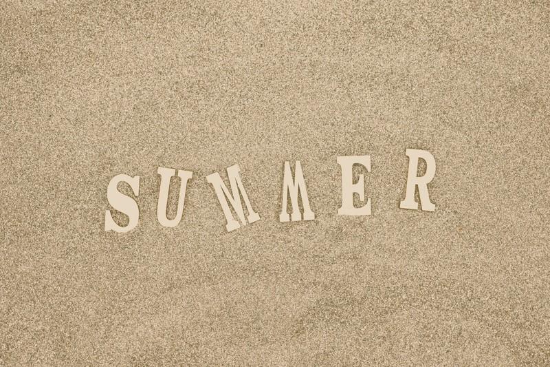 4つの時間と3つのポイントで充実した夏休みを過ごす