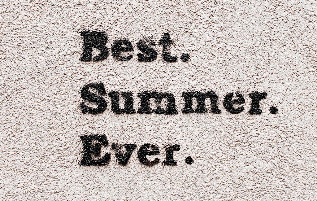 合否を分ける40日間!受験のための「夏休み」の過ごし方