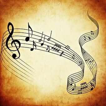 中学技能教科「音楽」攻略、音符と休符の種類と長さの数え方