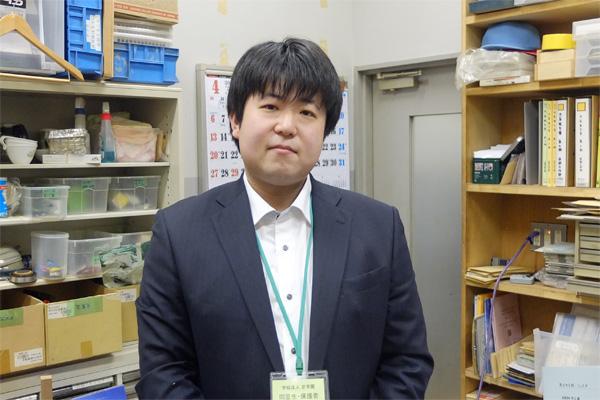 卒業生の伊藤さん