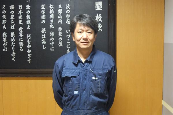 顧問の寺西先生