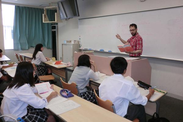 スペイン語・文化の授業風景