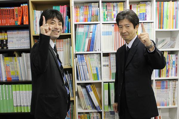 山道先生&石井先生