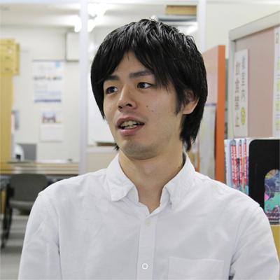 若手講師 松村さん
